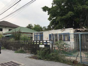 ขายที่ดิน ถนนนวมินทร์ 105 อยู่ในแหล่งชุมชน ทำเลดีมาก กรุงเทพ