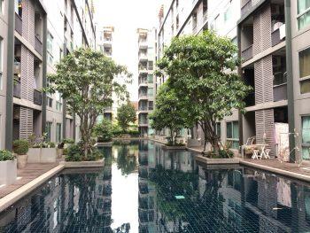 ขาย คอนโด Aspace Play รัชดา สุทธิสาร ใกล้ MRT กรุงเทพ I บ้านดีแอสแสท เจ้าของขายเอง
