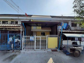ขายทาวน์เฮ้าส์ถนนเทพารักษ์ ซอยประดิษฐ์สโมสร ติดโรงเรียนเทพศิรินทร์ รถไฟฟ้า หมู่บ้านศิริสุข