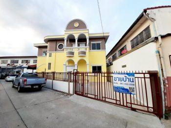 ขายบ้านเดี่ยวหลังใหญ่ 5 ห้องนอน ถนนเทพารักษ์ แพรกษา ซอยมังกร หมู่บ้านกล่อมพิรุณ
